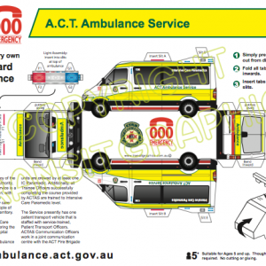 ACT Ambulance 2